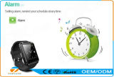 Reloj de manera caliente de Bluetooth, teléfono, reloj barato del teléfono móvil para el teléfono inteligente