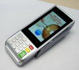 Terminal tenu dans la main androïde de position avec l'imprimante, '' écran tactile de la couleur 4.5, lecteur par la carte de crédit, Mjs1000