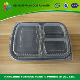 De beschikbare Plastic Containers van het Voedsel met Deksels voor Fastfood