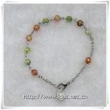 Il braccialetto del rosario, il braccialetto religioso, plastica borda il braccialetto (IO-CB143)