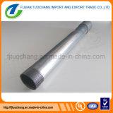 Tubo d'acciaio galvanizzato sezione vuota d'acciaio