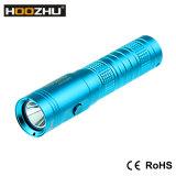 Hoozhu U10 플래쉬 등 900 루멘 빛 80m 급강하 가벼운 크리 사람 LED 플래쉬 등