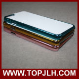 iPhone 6을%s 플라스틱 전화 상자가 인쇄할 수 있는 승화에 의하여 전기도금을 한다