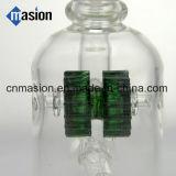 Tubulação de tabaco de vidro de vidro do jogo de fumo (AY017)