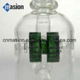 Copo de vidro de ajuste do tubo de tabaco de fumar (AY017)