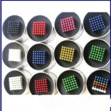 Esfera magnética da esfera magnética do cubo dos ímãs do Neodymium 5mm