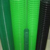 4つのカラーPVCによって塗られる溶接された金網