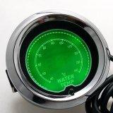 2'' вакуумный манометр красочные дозатора светодиодный дисплей для автомобиля на лодке мотоциклов