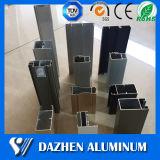 Profil en aluminium en aluminium personnalisé d'OEM pour le guichet et la porte