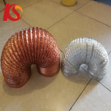 Non-Insulated Aluminium flexible à air flexible