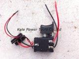 Часть електричюеского инструмента запасная (переключатель для бесшнуровой пользы сверла)