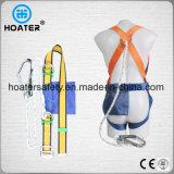 Ceinture de sécurité à haute résistance au polyester avec crochets d'échafaudages