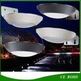 Solarwand-Licht des 16 LED-wasserdichtes Mikrowellen-Radar-Bewegungs-Fühler-LED