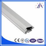 Moldura de perfil de extrusão de alumínio de alta qualidade