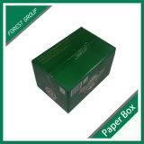 Boîte en carton ondulé Kraft double mur