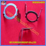 Shrapnels de type D, clips en acier inoxydable pour lampes (HS-LC-008)