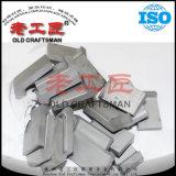 Механический инструмент цементированного карбида Yg15 вольфрама для минирование