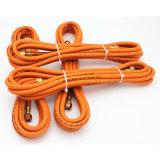 1/4 Polegada Superfície Lisa Tecelagem de fio trançado de fibra de alta resistência a mangueira de gás