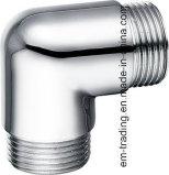 Accessoire sanitaire de polissage passé au bichromate de potasse de ferrures de coude de douche