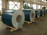 Lega di alluminio ricoperta colore AA3004 usata per il materiale di tetto