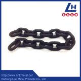 20mn2材料En818-2の黒いG80鎖