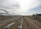 Painel solar poli elevado de eficiência 160W