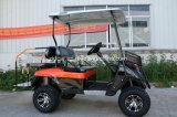 4 asientos de plegamiento eléctricos aprobados de la parte posterior de la parte posterior del carro de golf de la caza del Ce del pasajero
