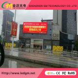 Afficheur LED P8 polychrome extérieur de qualité superbe avec l'écran de publicité visuel de Digitals Steet DEL
