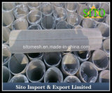 Filtro tecido do cilindro do engranzamento do filtro/fio do engranzamento de fio do aço inoxidável
