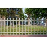 Cheap Simple Sécurité Résidentielle Clôture de jardin en acier galvanisé