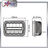 5*7 인치 LED 지프 논쟁자를 위한 트럭 헤드라이트를 위한 맨 위 Light- Hi/Low 광속 사각 LED 헤드라이트