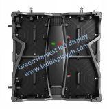 P2.5 interior 480X480mm delgado y ligero cabiente alquiler pantalla LED