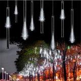 van de LEIDENE van Ce RoHS van de Garantie 8PC/Set 240LEDs 2years Lichten de Van uitstekende kwaliteit van de Buis van de Douche Meteoor van Kerstmis