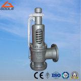 Vanne de secours de sécurité à pression à ressort à vapeur (GA900)