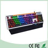Верхний продавая сплав Alluminum освещая механически клавиатуру разыгрыша (KB-113M)