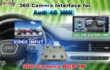 يعكس نظامة لأنّ [أودي] إلى خارجيّة خلفيّة آلة تصوير جبهة آلة تصوير 360 درجة منظر شامل آلة تصوير مع نسخة احتياطيّة موقف مساعد نظامة