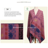 Madame nationale Scarf Wholesale de mode de châle de jacquard de type de vente chaude