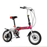 Modèle de mode vélo de roue de 12 pouces pliant la mini bicyclette de mini vélo