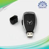 Fashionable chave do carro Memory Stick USB Flash Drive USB de 4GB, 128 GB