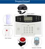 Systèmes d'alarme simples de GM/M de vente de numérotage automatique de procédé chaud de clavier numérique pour la personne d'Eldly