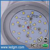 2017 3 anos de alta qualidade Dimmable da garantia 50000 horas 16/12/10 com luz do jardim do diodo emissor de luz do Ce E27/E26/E39e40