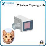 獣医のための軽量の無線電信Etco2 Capnographのモニタ
