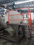 Botella de lavado de residuos de plástico de reciclaje de la máquina