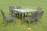 Dining Table - Rattan Furniture (HED - 4724)