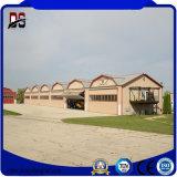 Hangar de la estructura de acero de los edificios del garage del metal con los certificados del Ce