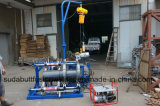 Sud315h Tubo de polietileno de fusión en caliente Máquina de soldadura