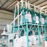 maquinaria de trituração da máquina do moinho de farinha do trigo do jogo 60t cheio