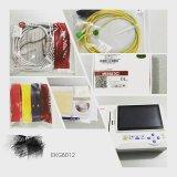 Électrocardiographe des fils ECG ECG des glissières 12 de Meditech EKG6012 Digitals 6