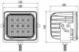 5.0 pulgadas de 5W Offroad cree las luces de trabajo LED 60W