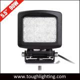 """5.5 Alta potência"""" 90W Square IP67 LED impermeável de luzes de trabalho de condução"""